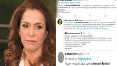 Photo of Periodista Fernanda Familiar Dice Que Cortará Mentiras de AMLO En Las Mañaneras; Causa Polémica