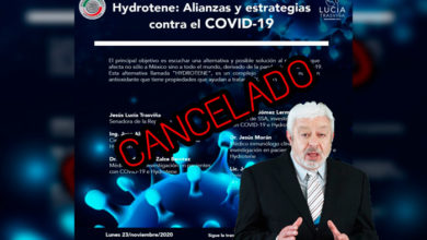 "Photo of Le cancelan A Maussan Conferencia De ""Cura Milagrosa"" Pal Covid"