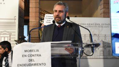 Photo of La 'BOA' Violó Leyes Para Aprobar Nuevo Endeudamiento De Michoacán: Alfredo Ramírez