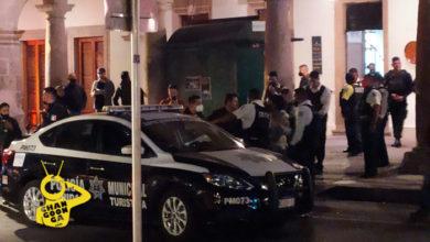 Photo of Autoridades Logran Evitar Suicidio En Centro De Morelia
