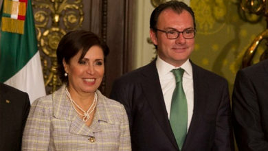 Photo of Deslindan A Luis Videgaray De Desvíos En Sedesol Y Sedatu