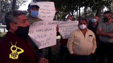 Photo of #Michoacán Maestros Estatales Se Manifiestan Ante Adeudo De Bonos