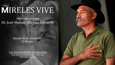 Photo of Fans De Mireles Convocan A Homenajearlo El Próximo Sábado En Morelia