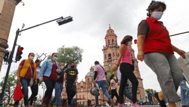 Photo of Con 28 Nuevos Contagios Morelia Llega A 6 Mil 450 De COVID-19