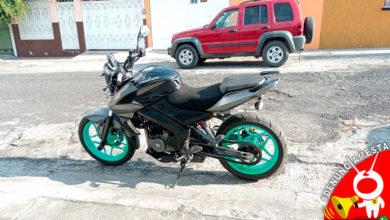 Photo of #Denúnciamesta piden ayuda para localizar moto robada: le falta un faro