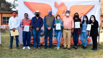 Photo of Comisión Operativa Municipal De MC Toma Protesta En Tlalpujahua