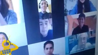 Photo of #Video Profe de la UMSNH Cierra Videollamada Por No Ver A Sus Alumnos