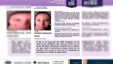 Photo of #JusticiaParaPatricia A 5 Meses De Desaparecida No Hay Rastros De Ella