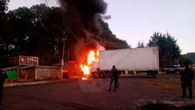 Photo of #Michoacán Vuelven A Quemar Vehículo En Salvador Escalante