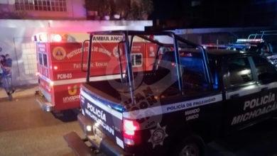 Photo of #Michoacán Hombre Queda Grave Tras Ser Balaceado En Su Casa