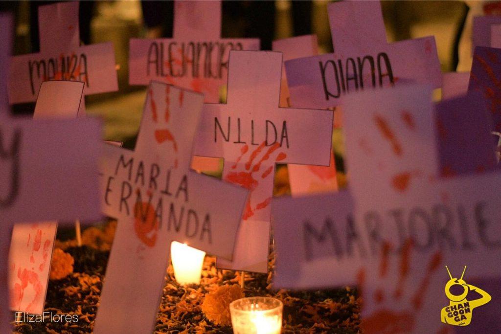 Morelianas Marcharon Pidiendo Justicia Por Feminicidios