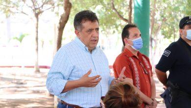 Photo of #Apatzingán Reforzará Medidas Sanitarias Por Fin De Año
