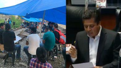 Photo of García Conejo Exige A Federación Retire Bloqueos De La CNTE Al Tren En Michoacán