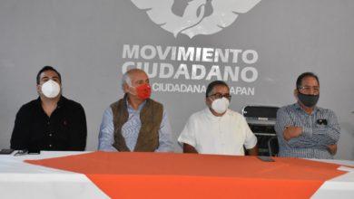 Photo of MC No Se Confabulará Con Partidos En Michoacán; Se Aliará Con La Gente