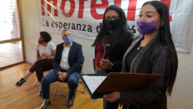 Photo of Se Suma Alfredo Ramírez A Manifiesto De Chavas Que Piden ALTO A Violencia VS Mujeres