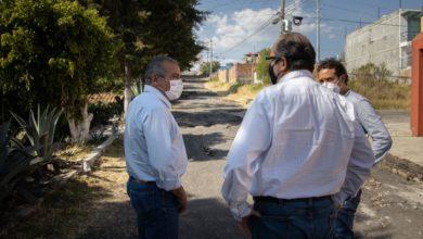 Photo of Gobierno De Morelia Revisa Calles Pa Echarles Su Chaineada En 2021