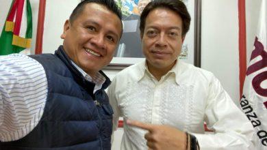 Photo of Seré El Próximo Gobernador De Michoacán: Torres Piña Tras Reunirse Con Delgado