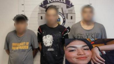 Photo of Detienen A Tres Por El Feminicidio De Alexis, Aseguran Que La Asesinaron Porque Vendía Drogas