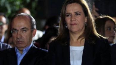 Photo of #WTF Felipe Calderón Y Margarita Zavala Preparan Su Regreso Al PAN