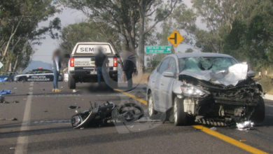 Photo of Chavo Que Resultó Herido En Accidente En La Morelia-Quiroga, Falleció