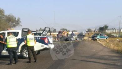 Photo of #Michoacán Choque Entre Dos Carros Y Un Triciclo De Pan Deja 3 Muertos Y 7 Heridos