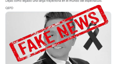 Photo of No Andaba Muerto, Andaba De Parranda Fake News Asesinan A Daniel Bisognio