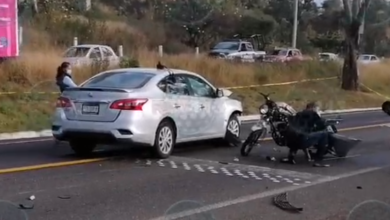 Photo of Chava Muere Tras Accidente En Moto En La Morelia-Quiroga
