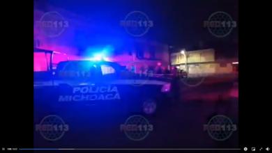 Photo of #Morelia Asesinan A Balazos A Hombre Afuera De Su Casa