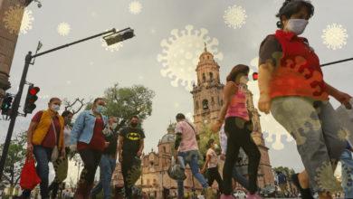Photo of #Michoacán Con 127 Contagios Y 17 Muertes Más Por COVID-19