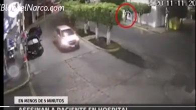 Photo of #Video Así Fue Como Comando Armado Asesinó A Paciente Dentro De Clínica En Morelia