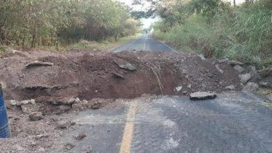 Photo of #ALV Cártel Del Abuelo Destruye Carretera Michoacana Pa´Evitar El Paso Del CJNG