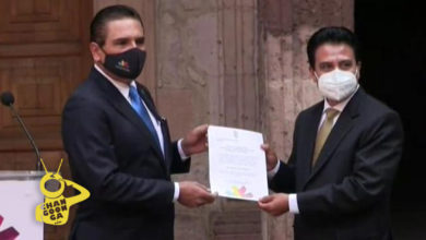Photo of Silvano Nombra A Armando Hurtado Como Titular De Segob Con Encargo Especial De Elecciones