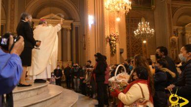 Photo of Sin Miedo A La Pandemia Morelian@s Asistieron A Misa Navideña En Catedral