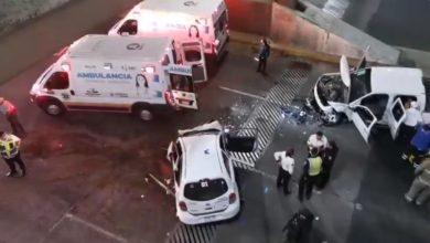 Photo of #Morelia Tragedia Navideña: Muere Taxista Y 2 Lesionados Al Chocar En Sal. Salamanca