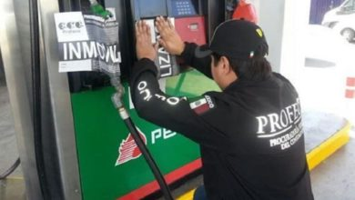 Photo of PROFECO Exhíbe A Gasolineras De Morelia Y Pátzcuaro Que Se Negaron A Ser Verificadas