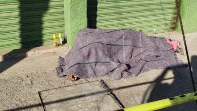 Photo of Pasa En Michoacán: Indigente Muere Por Hipotermia En La Calle