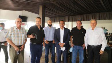 Photo of Adrián López Solís Y Empresarios De Zamora Acuerdan Impulsar A La Región