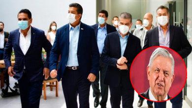 """Photo of """"Por Respeto A Investidura Presidencial"""" AMLO Dice NO A Reunión Con Gobers Rebeldes"""