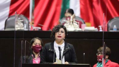Photo of Anita Sánchez: NO A Los Acuerdos Por  Debajito En MORENA Para La Candidatura De Michoacán