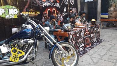 Photo of #Michoacán Pa Festejar Motociclistas Arman Caravana Responsable Y Con Causa