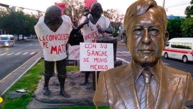 Photo of #Morelia Ayuntamiento SÍ Removerá Monumento De Acueducto; Proponen Poner Busto De AMLO Ahí