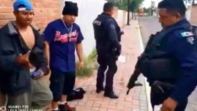 Photo of Pasa En México: Chavos Le Rapean A Policías Que Los Querían Apañar