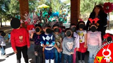 Photo of #Denúnciamesta Maestra irresponsable les organiza posada a sus alumnos