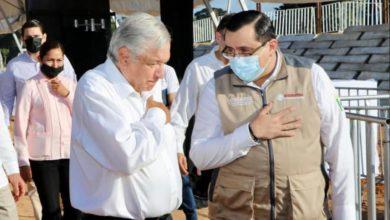 Photo of Delegado De Programa Federal Da Positivo A COVID-19 Tras Reunirse Con AMLO