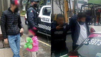 Photo of Pasa En México: Rescatan A Niña Secuestrada; Sujetos Intentaban Meterla A Motel