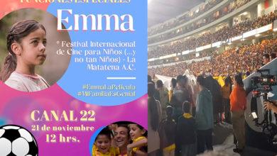 Photo of #OMG Estadio Morelos Y Porra Moreliana Estrellas De Nueva Película Mexicana