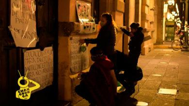 Photo of #Morelia Feministas Se Manifiestan ESTA NOCHE En El Congreso Exigiendo Aborto Legal YA!