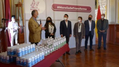 Photo of #Morelia Tras Señalamiento De Agandalle Heineken Regala Insumos Al Ayuntamiento