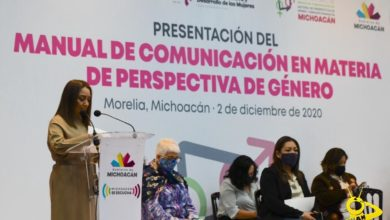 Photo of Medios Michoacanos Serán Capacitados Para Que Comuniquen Sin Violencia: Julieta López
