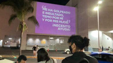 Photo of Proyectan En Edificios De Morelia Testimonios De Mujeres Violentadas